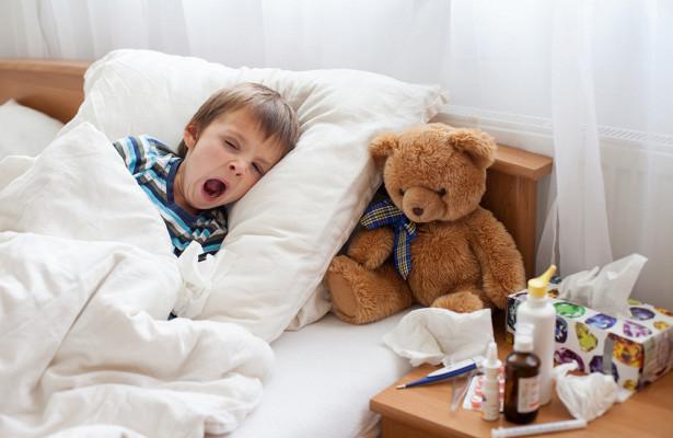 В РФ назвали неожиданный симптом COVID-19 у детей