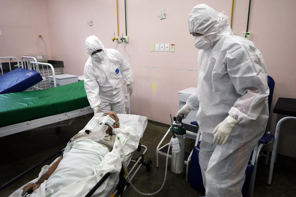 Пройдет первое в мире испытание антитела на пациентах с коронавирусом