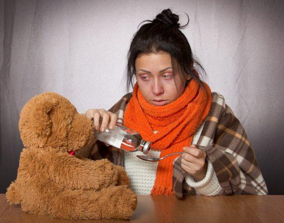 Что увеличивает риск заболевания гриппом и простудой