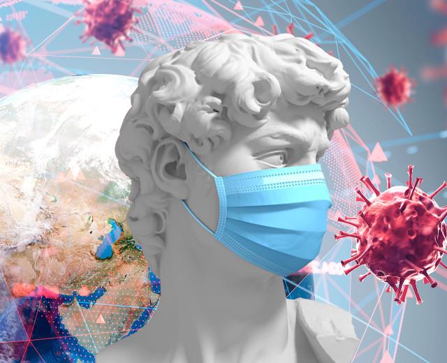 Эксперименты показали, как ведет себя коронавирус в зависимости от времени года
