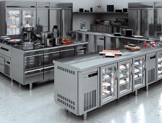 Холодильные и морозильные столы для ресторана