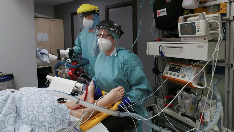 Названо новое серьезное осложнение коронавируса