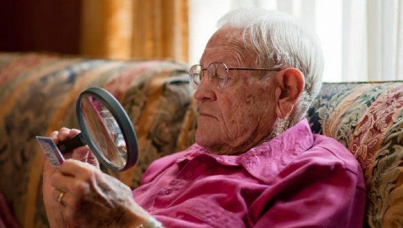 Возрастная макулярная дегенерация – отношение к проблеме