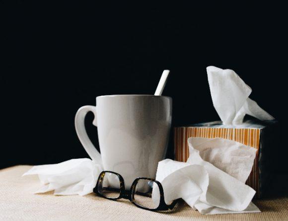 Что делать при первых симптомах простуды?