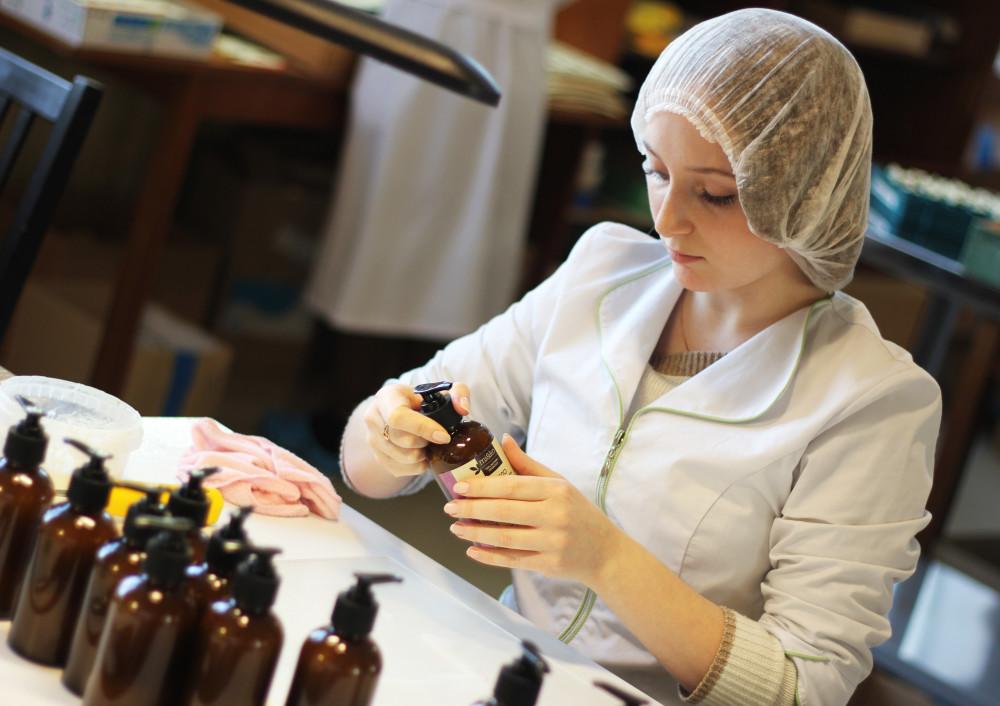 Производство натуральной косметики