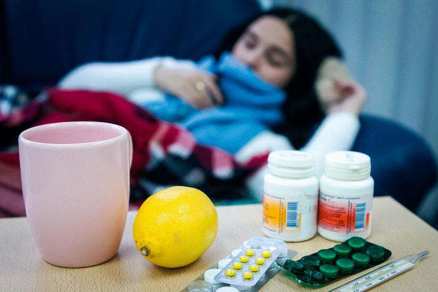 Как бороться с гриппом или простудой
