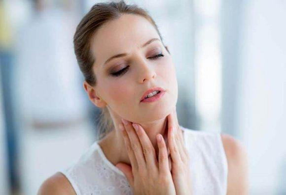 Что делать, если болит горло при беременности в 1, 2 и 3 триместре
