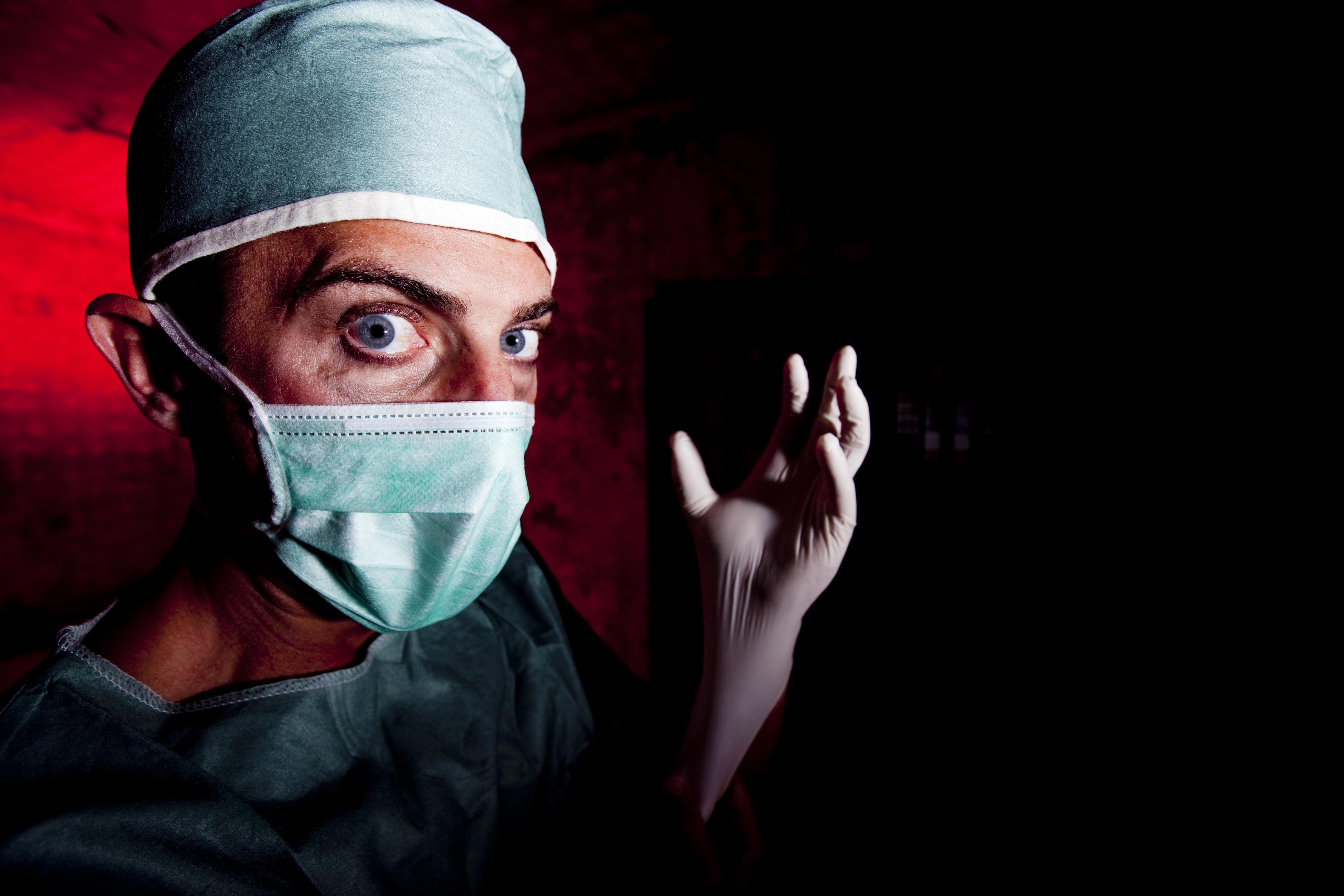 Чего боятся хирурги?