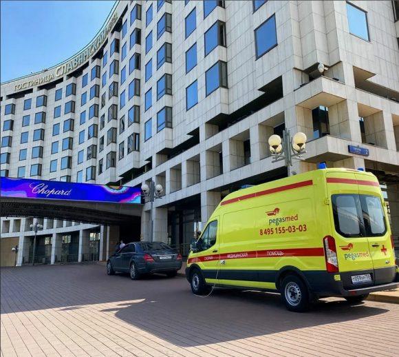 Особенности перемещения лежачих больных в столице и Московской области