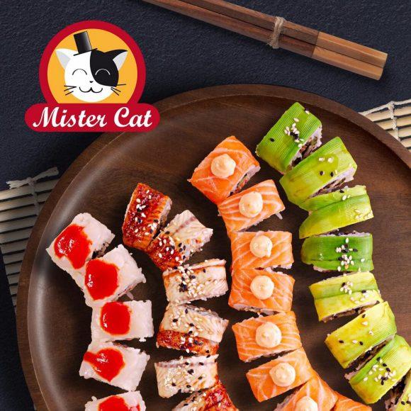 Аппетитные блюда от «Mister Cat»