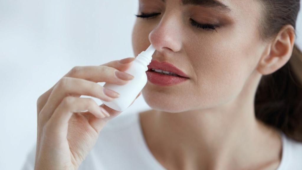 Капли для носа: как выбрать эффективные