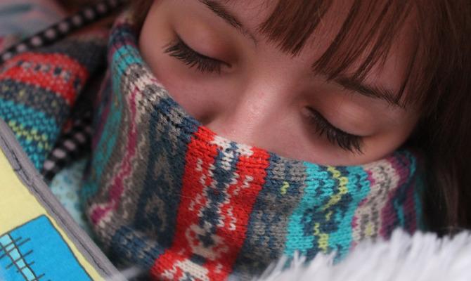 Помоги себе и ребенку справиться с гриппом и простудой