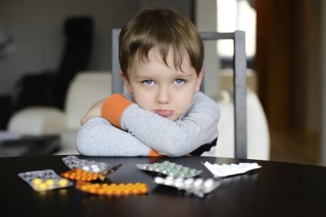 Чем лечить простуду у ребенка?