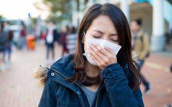 Как снять заложенность носа за одну минуту? Советует остеопат