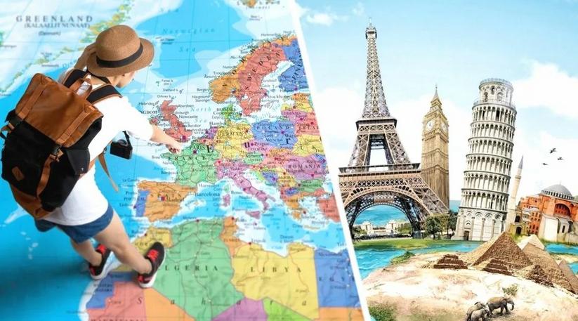 Зарубежный туризм летом 2022 года